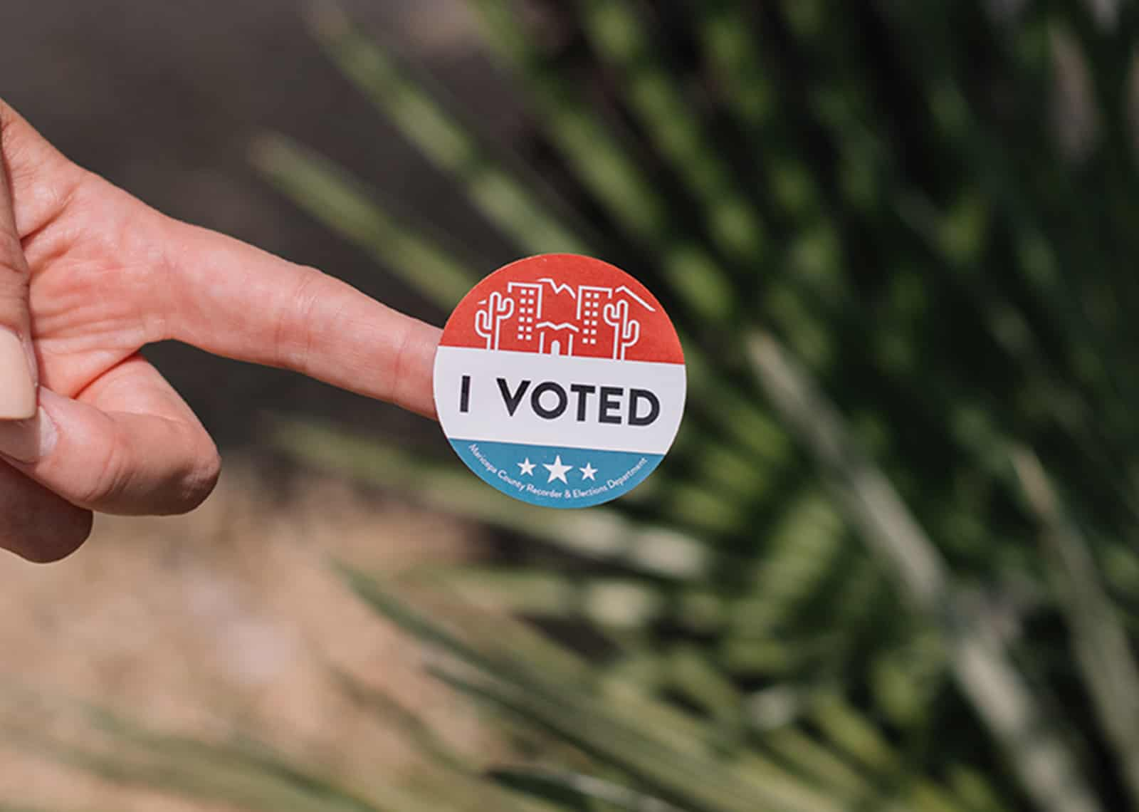 Election anxiety Vote