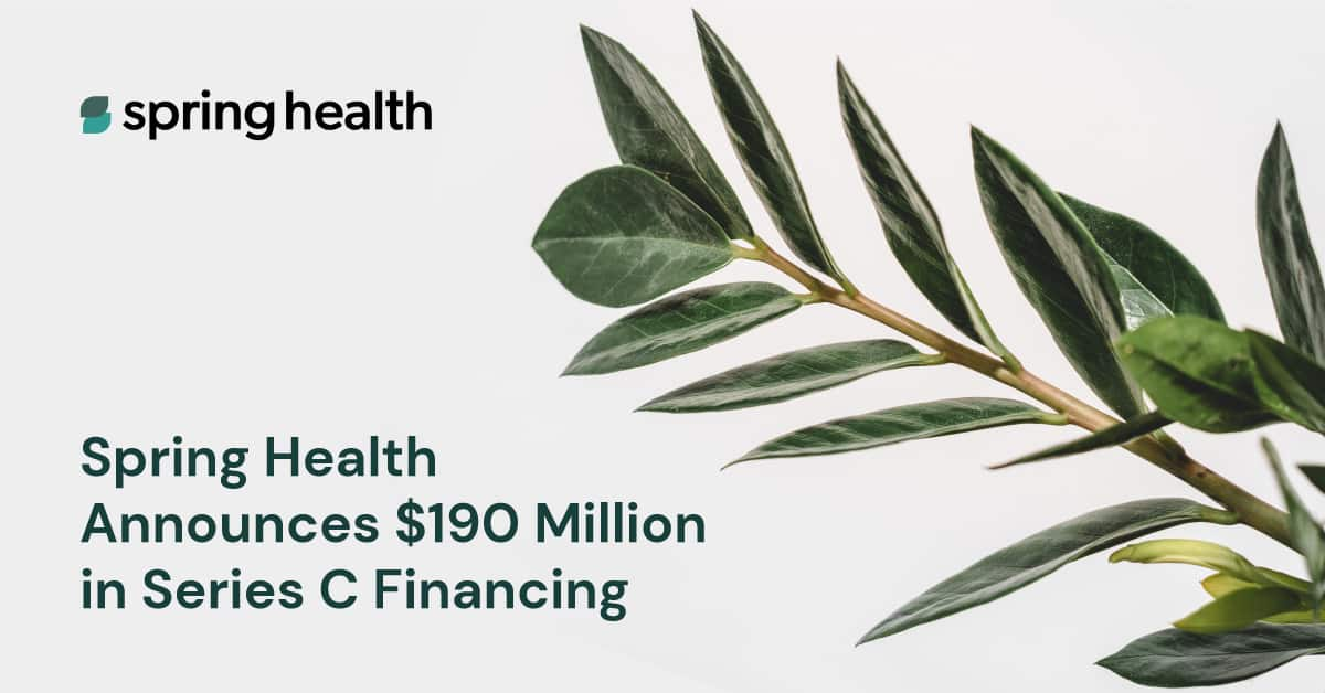 Spring Health Reaches $2B Valuation and Launches Family Mental Health Solution Globally